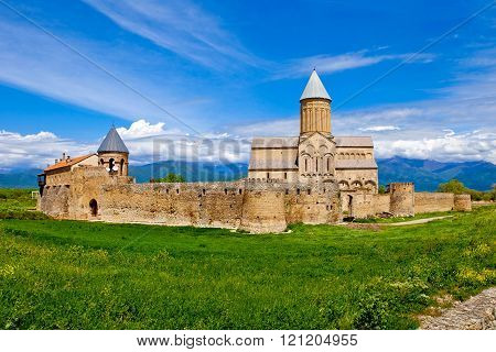 Alaverdi Monastery in Georgia