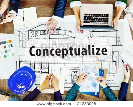 Conceptualize Create Engineering Architecture Concept