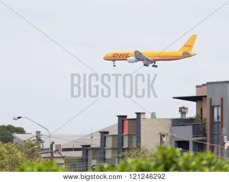 Transport Boeing 757-236 F Dhl Air