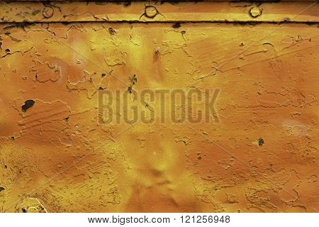Old Rusty Painted Metal Objects Textures And Backgrounds