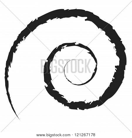 Spiral Illustration