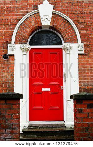 Colorured Doors in UK