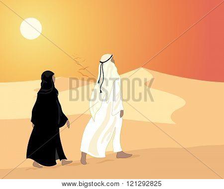 Emirates Sunset