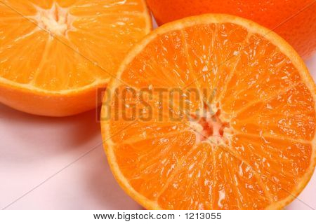 Juicy Mouthwatering Clementine Oranges