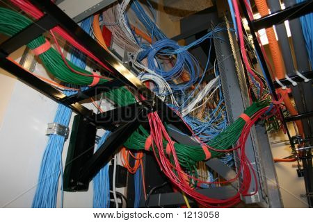 Bad Cable Management