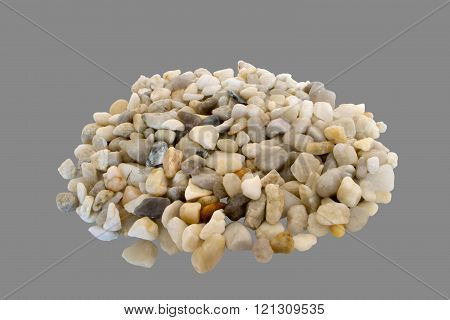 stones from the sea