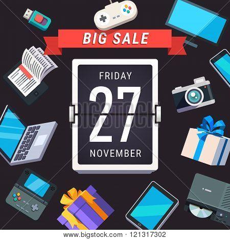 Black Friday 27 November banner