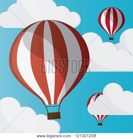 Hot air balloon design
