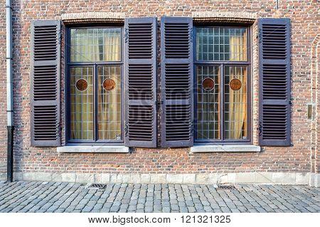 An Old Window