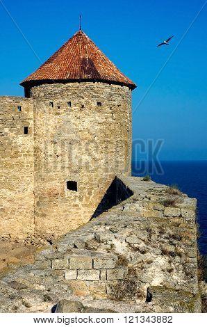 Akkerman Fortress, Belgorod Dnestrovsky, Ukraine, Fragment