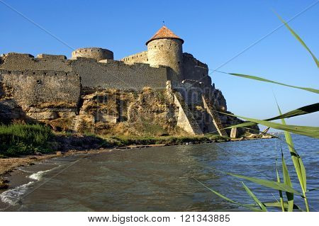 Akkerman Fortress, Belgorod-dnestrovsky, Ukraine.