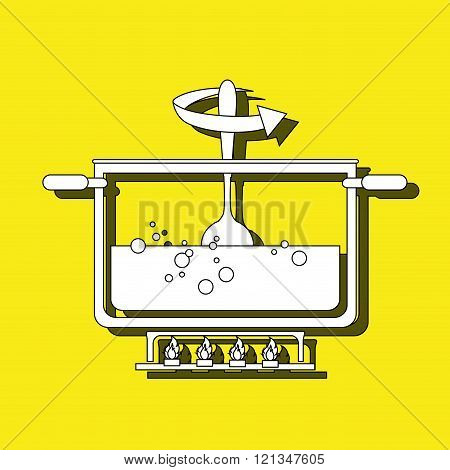 kitchen utencils design