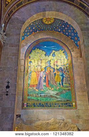 The Mosaic Icon