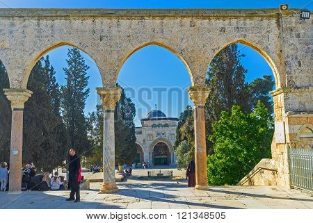The Stone Gateway