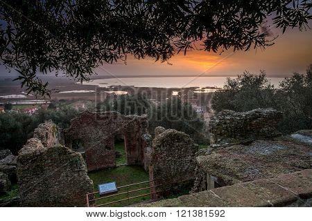 Italy, Tuscany, Lucca, Massaciuccoli Lake