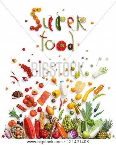 Super Food, food choice