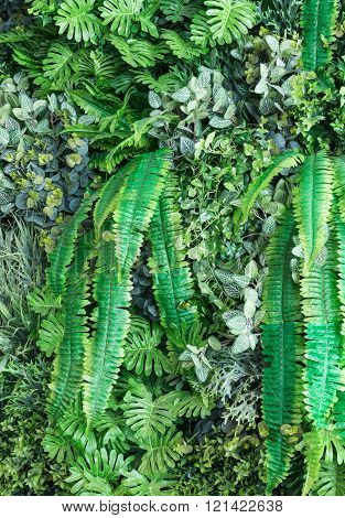 Artificial Plant Garden