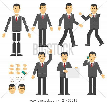 Businessman Constructor