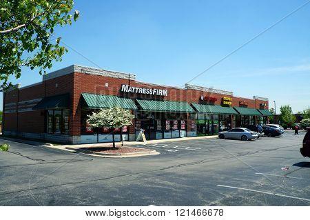 Plainfield Strip Mall