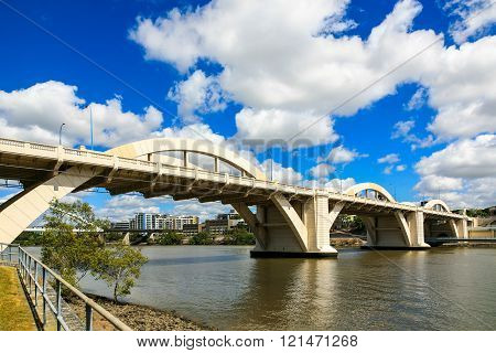 Willam Jolly Bridge, Brisbane