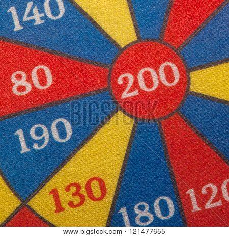 Children's Target Board