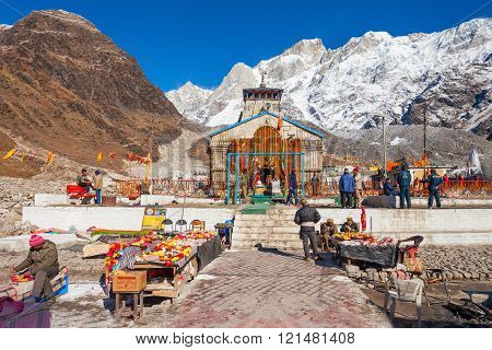 Kedarnath In India