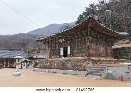 Daeungbojeon In Bogwangsa Temple
