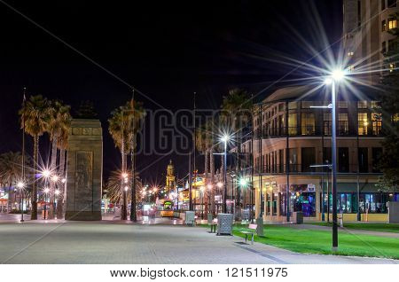 Moseley Square, Glenelg, South Australia