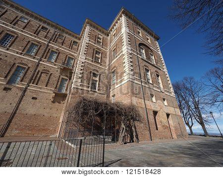 Rivoli Castle In Rivoli