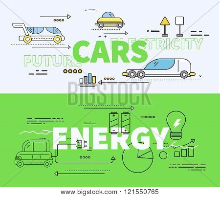 Car of Future Energy Electricity