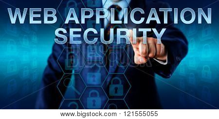 End-user Touching Web Application Security