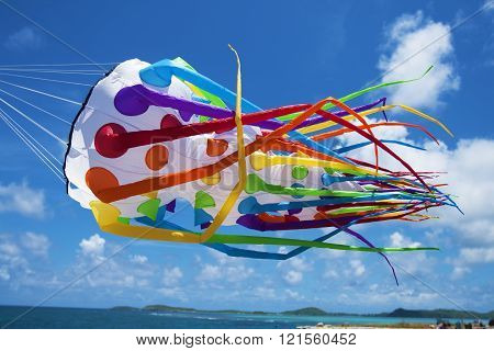 Colorful Kite Image