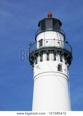 Wind Point Light