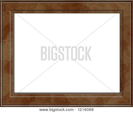 Myrtlewood Frame