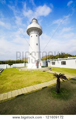 Eluanbi Lighthouse, Hengchun, Taiwan
