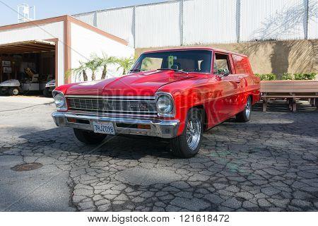 Chevrolet Chevy Ii Ss
