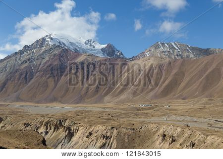 South Kyrgyzstan Landscape