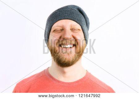 Happy Cheerful Guy