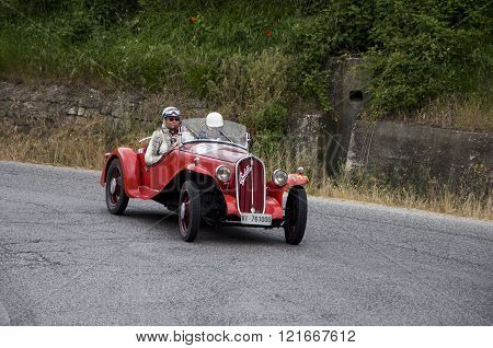 FIAT 508 S Mille Miglia Balilla Sport 1933