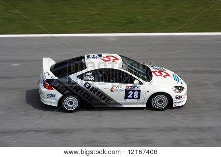 AFOS 2006 race car
