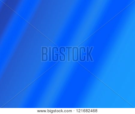 Blue multiple tone wavy sheer graphic background.