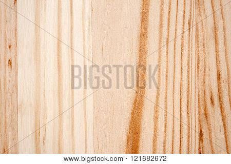 Bright Wood Plank Texture