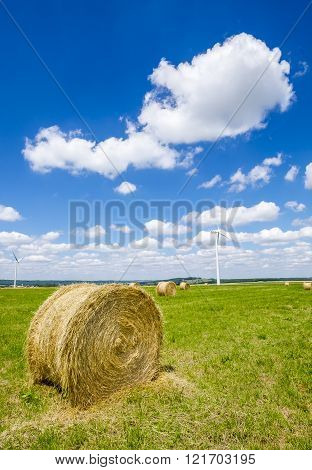 French Bails And Turbines