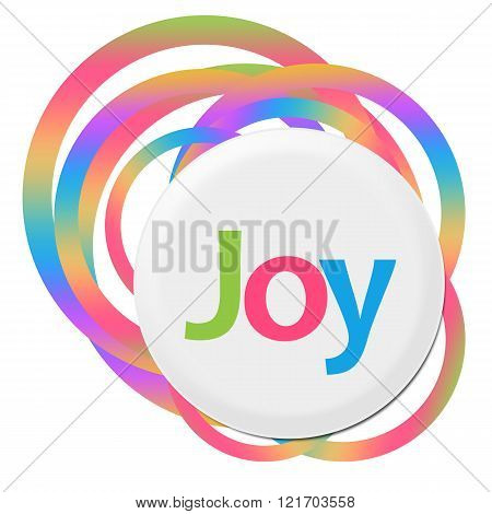 Joy Random Colorful Rings