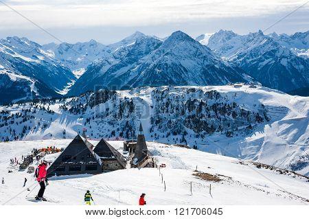 Mayrhofen ski area
