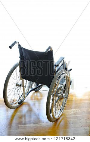 modern lightweight wheelchair