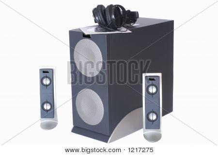 Subwoofer Speaker System.