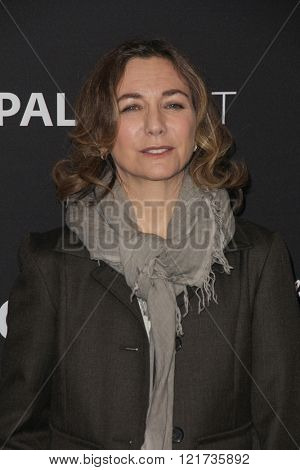LOS ANGELES - MAR 11:  Ilene Chaiken at the PaleyFest Los Angeles - Empire at the Dolby Theater on March 11, 2016 in Los Angeles, CA