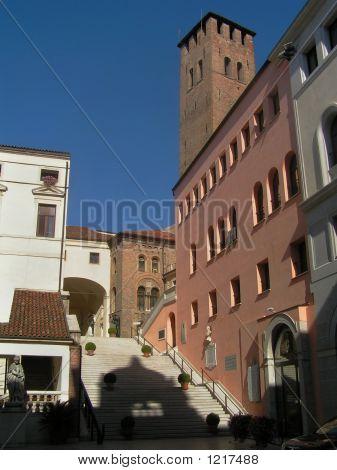Italy, Padua: Palazzo Moroni