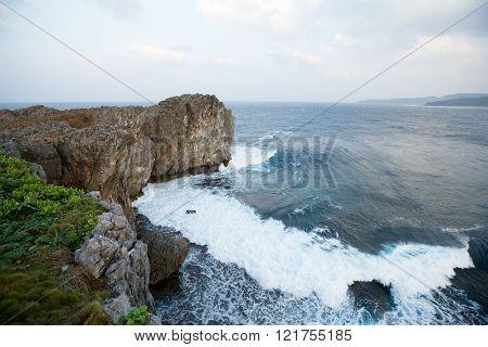 Cape in Okinawa